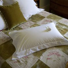 beautiful oxford pillowcases - perfect for really splendid sleeping