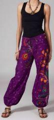 Pantalon femme pas cher ethnique Steeve sur www.akoustik-online.com.