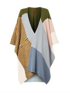 Missoni - love this idea. Wonder if I can put one together out of some blankets, sweaters.