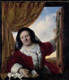 Tela de Bartholomeus Van der Helst - 1613/1670