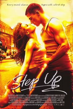 Wish I could dance like the people in this movie!  Teaches that you can make your dreams come true- even if you start out dirt poor and in dysfunctional circumstances.