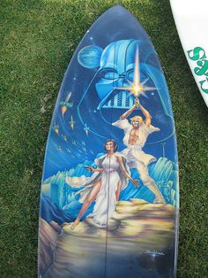 Star Wars A New Hope Surfboard