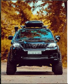 Toyota Fortuner: 5 macho-looking, modified examples from India Toyota Celica, Toyota Supra, Flying Car, Custom Wheels, Jeep Truck, Royal Enfield, Modified Cars, Go Kart, Toyota Land Cruiser