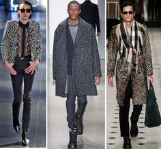 Fall 2015 Mens Fashion Trends from Milan, New York, Paris & London Fashion Weeks