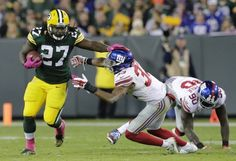 Eddie Lacy Is A Seattle Seahawk -- The Green Bay Packers have lost running back Eddie Lacy to the Seattle Seahawks. The Packers now have themselves a running back problem.