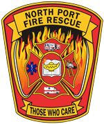 North Port Fire Rescue (FL) Patch