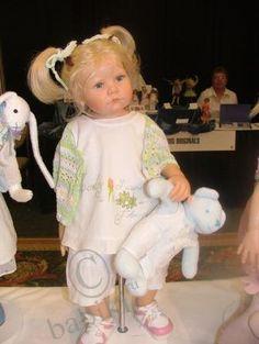 Красивые коллекционные куклы Hildegard Gunzel dolls (Хильдегард Гюнцель) - картинки, фото / Другие коллекционные куклы / Бэйбики. Куклы фото. Одежда для кукол