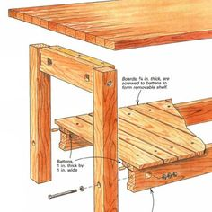 Browse our all-star collection of workbench plans for every taste