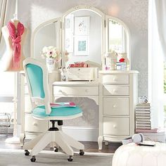 Lilac Vanity #pbteen | I am determined to get this vanity too.