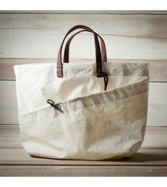 Surf Tote, Ltd Edition Reclaimed Sail Bag
