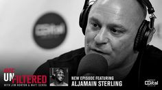 "Aljamain ""Funk Master"" Sterling left no doubts on what he wants next on UFC Unfiltered! PLUS, Legend Renzo Gracie joins Matt Serra in studio!  Episode 24: UFC.com/Podcasts"