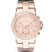 Rose Gold Michael Kors watch.... Must have