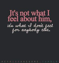 Him love