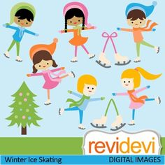 This clip art set features kids ice skating.These cliparts are great for teachers and educators for creating their school and classroom projects such as for bulletin board, printable, worksheet, classroom decor, craft materials, activities and games, and for more educational and fun projects.You will receive:- Each clipart saved separately in PNG format, 300 dpi with transparent background.- Each clipart saved separately in JPG format, 300 dpi with white background.TERMS OF USEFor TEACHERS…