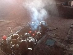 Having tea in a Bedouin tent in Wadi Rum, Jordan.