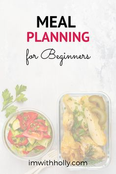 Do you need a little help with meal planning? Here's our complete guide for meal planning, perfect for beginners! Get started with healthy meals (and saving money) today! Healthy Meals, Healthy Life, Healthy Recipes, Easy Family Meals, Easy Dinners, Health Meal Prep, Advice For New Moms, Free Groceries, Mental Health Support