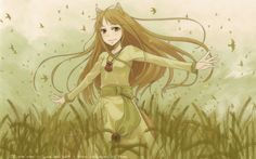 Spice and Wolf ~ Horo