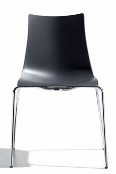 Zebra Tech 4 stoel - Scab - Antraciet