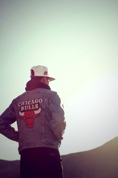 Chicago Bulls fan.