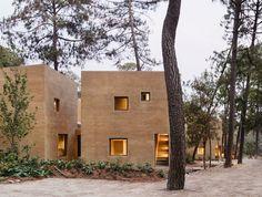 Entrepinos Housing,© Rory Gardiner