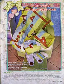 Revista de patchwork para bebe - Revistas de manualidades Gratis