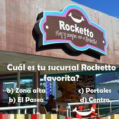 Cuál es tu tienda Rocketto favorita???