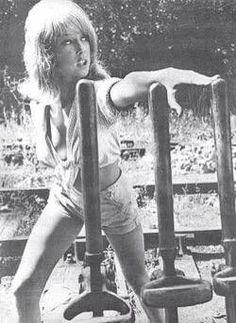 Georgina Harriet uploaded this image to 'PattieBoyd'. See the album on Photobucket. Pattie Boyd, Eric Clapton, George Harrison, Audrey Fluerot, Susan George, The Beatles 1, Mick Fleetwood, Jane Asher, Wonderful Tonight