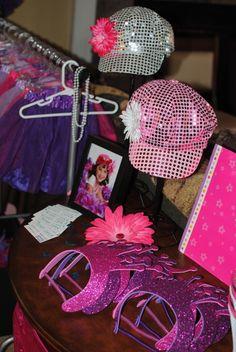 fancy nancy birthday boutique {dress up}