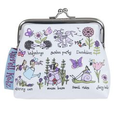 A lovely Tyrrell Katz secret garden purse is a great gift to for 4 year olds to keep their pocket money in.