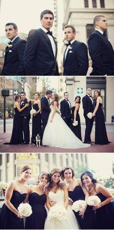 Black and White Wedding Photography Ideas ♥ Professional Wedding Photos | Siyah Beyaz Konseptli Dugunler Icin Profesyonel Fotograflar