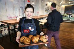 Croissant in Pascucci