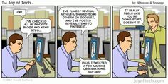 The illusion of online productivity...thanks @Amy Rainey too funny!
