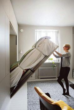 Seinäsänky taikoo tilaa - Koti - Helsingin Sanomat
