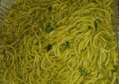 Espagueti Verde- Green Spaghetti Recipe