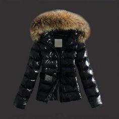 DOUDOUNE Doudoune femme à capuche fourrure parka fourrure manteau femme hiver Grande Taille classique Noir Duvet Épais avec ceinture