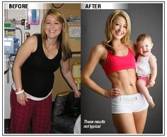 HOW NEW MOM TAMMY STEWART LOST 40 POUNDS IN 4 MONTHS