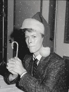 Merry Christmas from David Bowie!