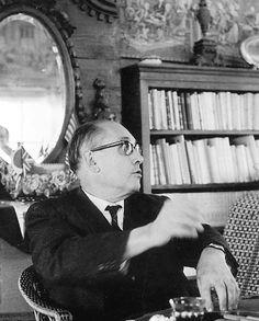 """Alexandre Deulofeu i Torres, polític i filòsof . Va escriure sobre el que ell va anomenar """"matemàtica de la història"""", una teoria cíclica sobre l'evolució de les civilitzacions."""