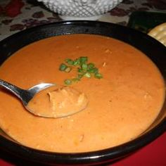 Annie's Lobster Bisque healthier version