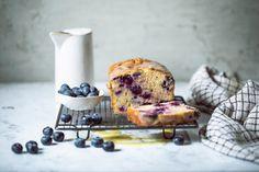 Borůvková buchta ze skyru Kitchenette, Kefir, Sweet Bread, Favorite Recipes, Sweets, Cheese, Eat, Food, Breads