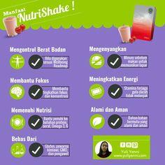 Sehat dengan Nutrishake....