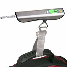 [US$11.99] Loskii KG-100 Poratble High Accuracy 50kg Digital LCD Stainless Steel Capacity Hand Carry Weighing Device Luggage Scale #loskii #kg100 #poratble #high #accuracy #50kg #digital #stainless #steel #capacity #hand #carry #weighing #device #luggage #scale