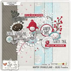 Scrap Orchard 12 Days of Freebies Day 6