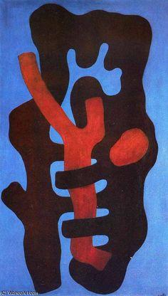 Untitled (2144) de Fernand Leger (1881-1955, France)