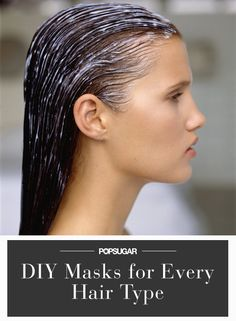Find Your Best DIY Mask, No Matter Your Hair Type
