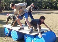 Bildergebnis für outdoor team building games for youth