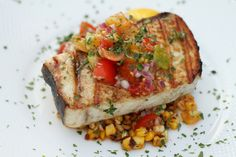 Healthy Weight Loss Recipes-Chipotle Grilled Swordfish