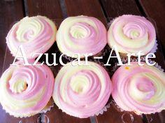 Cupcakes Marmolados www.azucar-arte.com