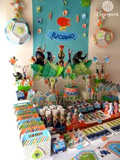 Zootopia Birthday Party Ideas | Photo 1 of 29