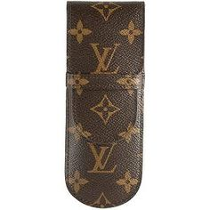 Louis Vuitton Monogram Canvas Pen Case